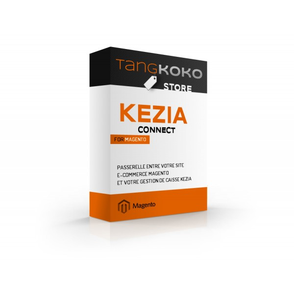 JDC Kezia Connect for Magento