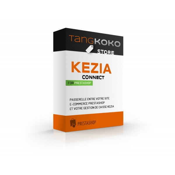JDC Kezia Connect for Prestashop