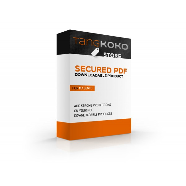 Secured PDF Downloadable Products for Magento 2