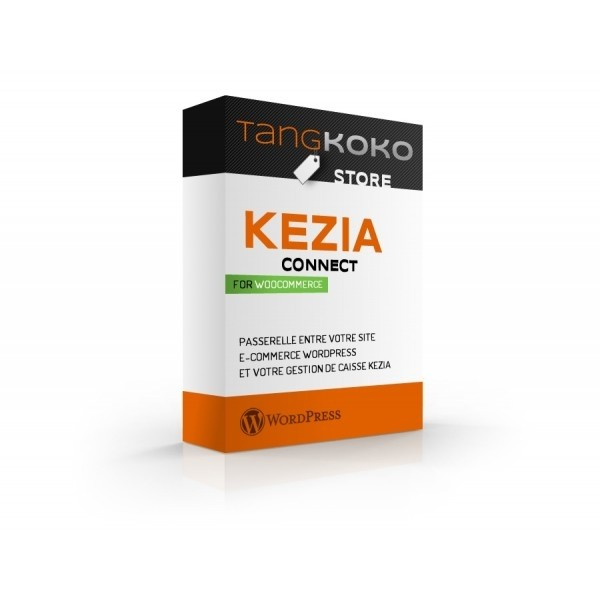 JDC Kezia Connect pour Wordpress-WooCommerce