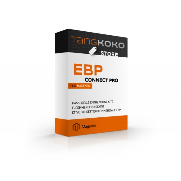 EBP Connect Pro for Magento
