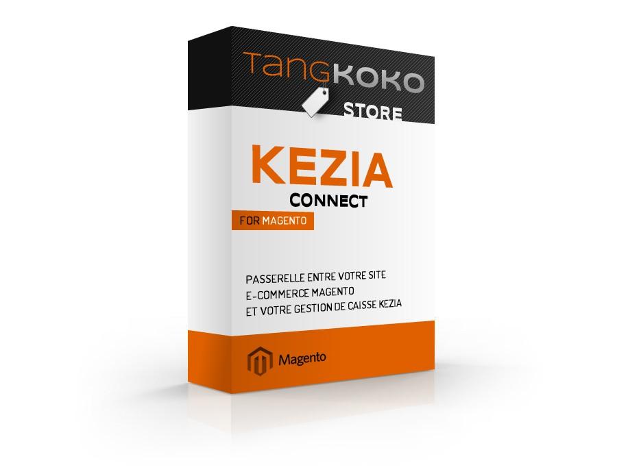 JDC Kezia Connect pour Magento